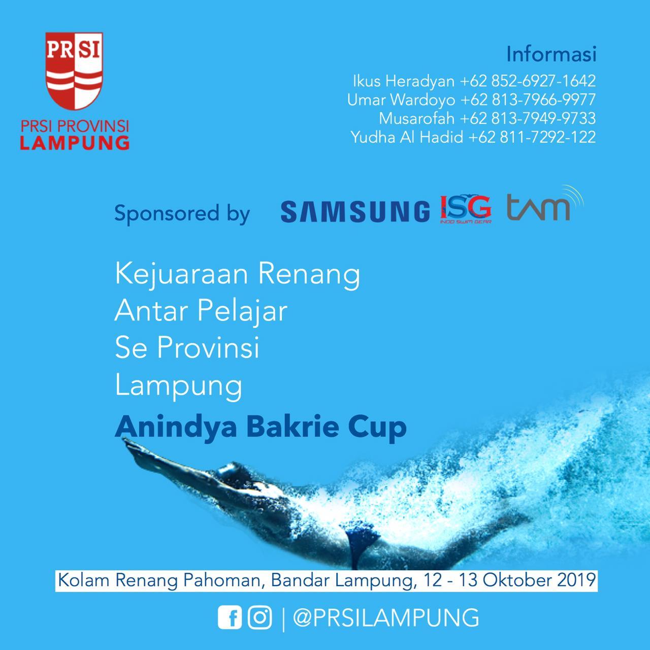 Anindya Bakrie Cup
